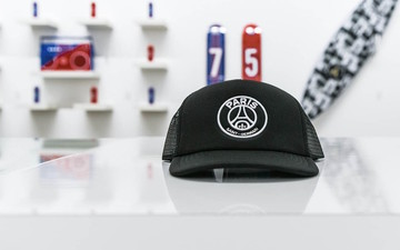 大巴黎时尚概念店于洛杉矶举办