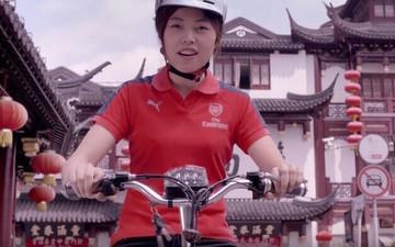 进击兵工厂:PUMA发布上海版阿森纳主题宣传片