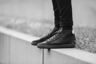 Publish Brand x CLAE 全新联名 Bradley Mid 鞋款