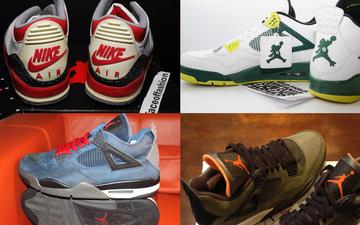 天价球鞋   来看看目前eBay上标价前20的Air Jordan