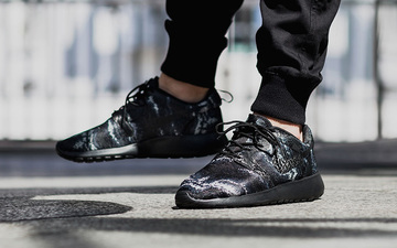 "你觉得像什么?Nike Roshe One Jacquard""Dark Grey""全新设计"