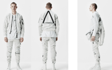 G-Star RAW Research by Aitor Throup 系列正式发布