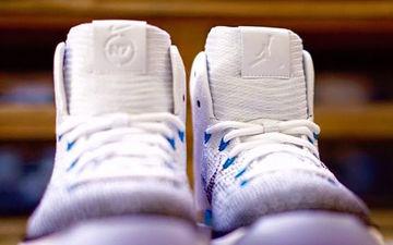 这配色用在Air Jordan XXXI简直太美了