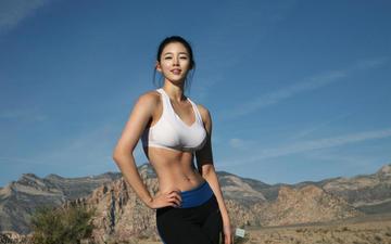 韩国美女教练分享瘦身教程