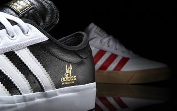高端滑板鞋重现,adidas Adi-Ease Premium Leather「Universal」系列