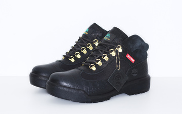 Supreme x Timberland 2016 秋冬联名鞋款系列