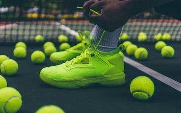 "adidas D Lillard 2 ""Tennis Ball"" 明日发售"