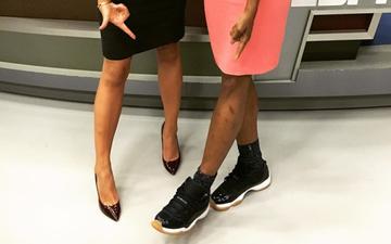 又现黑色配生胶底的Air Jordan 11 Low!会不会发售?