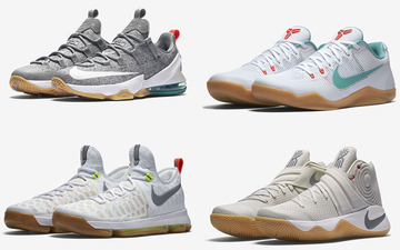Nike中国官网明日发售Nike Basketball Summer Pack