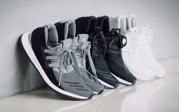 adidas PureBOOST RAW 全新三色即将上架