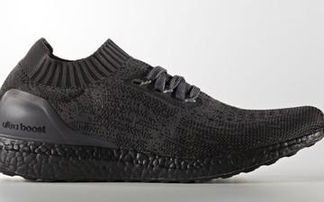 "黑色进阶!adidas Ultra Boost Uncaged ""Triple Black"" 2.0"