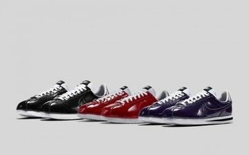 """油光发亮?Nike Cortez Basic """"Premium Patent """"全新系列"""