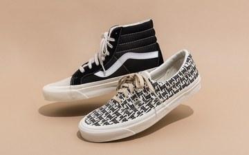 F.O.G. x Vans 联名 Sk8-Hi & Era 鞋款