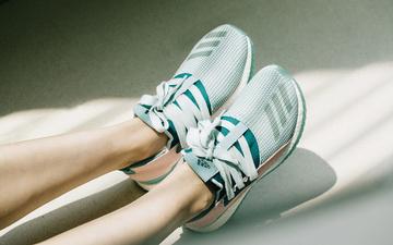 女生专属の细节之美 | adidas PureBOOST RAW 独占配色近赏