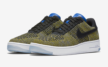 WMNS Air Force 1 Low Flyknit Blue Tint