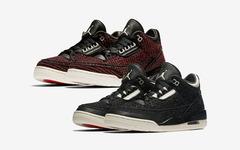 """官圖釋出!Vogue x Air Jordan 3 """"AWOK"""" 系列下周來襲!"""