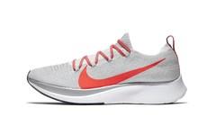 "Nike Zoom Fly Flyknit 全新""Bright Crimson""配色"