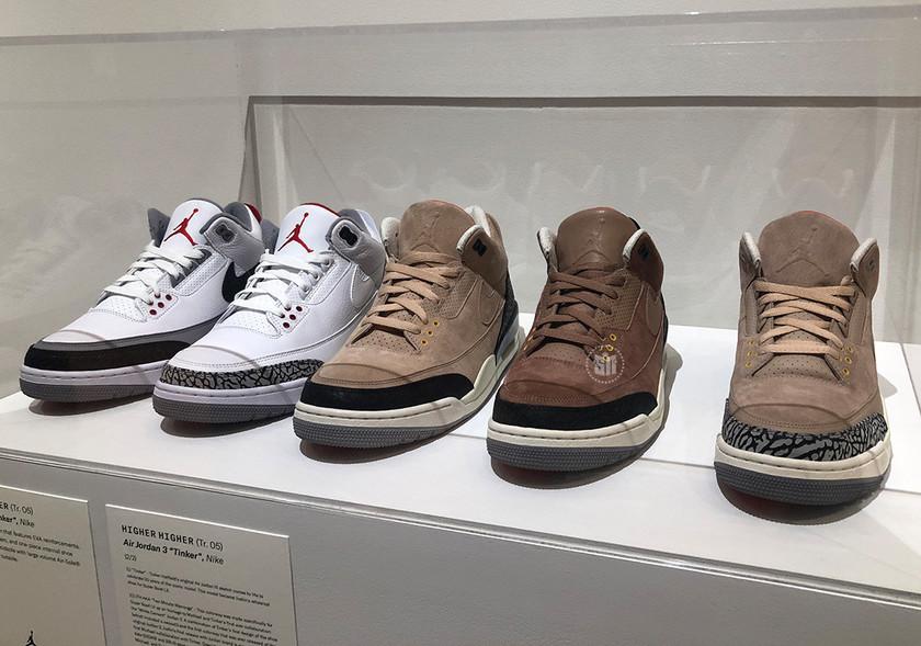 "Air Jordan 3 JTH ""Bio Beige"" 七"