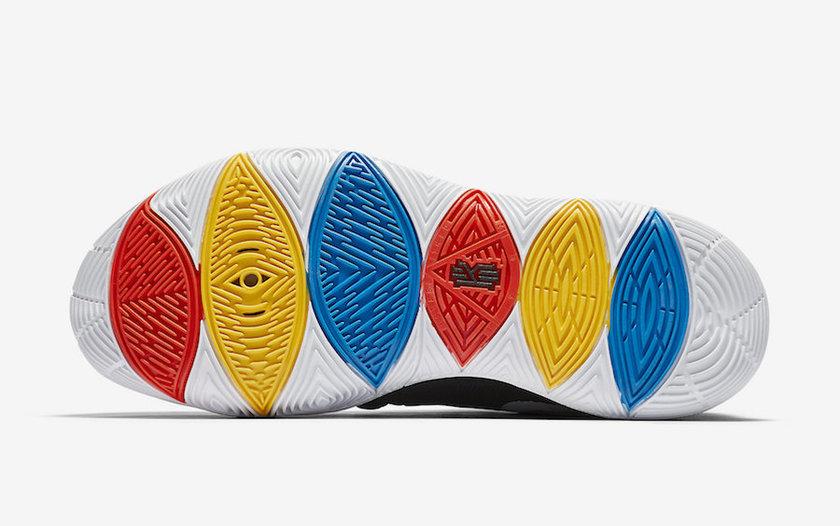 Nike Kyrie 5 Friends AO2919-006发行日期