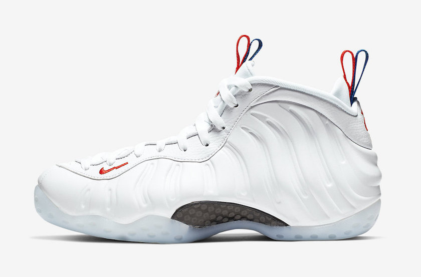Nike Air Foamposite One WMNS USA AA3963-102 2019发布日期