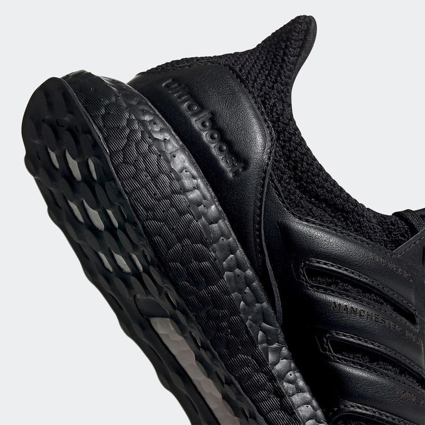 adidas Ultra Boost曼彻斯特罗斯EG8088发布日期