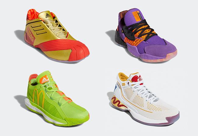 高辨识度麦当劳联名! McDonald's x adidas 联名系列即将发售!