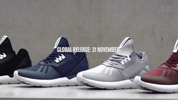 adidas Originals 全新鞋款 Tubular 造型視頻