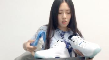 "get篮球|Air Jordan 11""Legend Blue"""