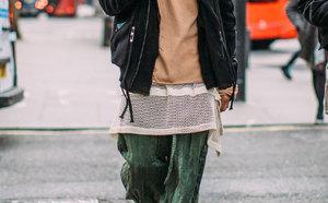 潮人怎么穿  Michael帶你鑒賞倫敦時裝周上潮人穿搭 Part 1